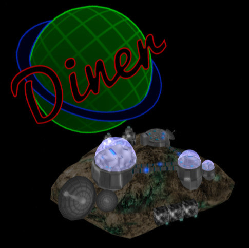 The End of the Universe Diner