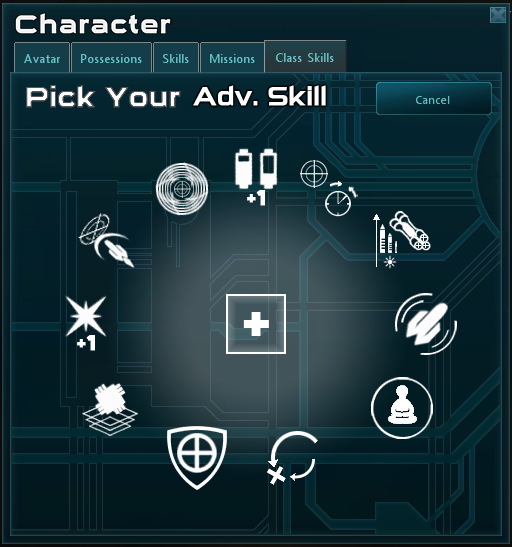 Advanced Subskill Selection